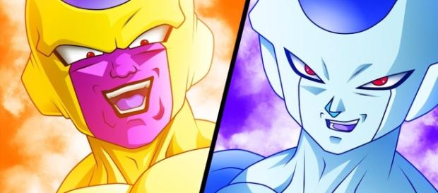 Frieza and Frost revealed their true nature as the two of them joined together against Gohan. - UnrealEntGaming/YouTube Screenshot