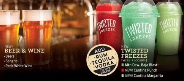 Here is a look at some of the beverage options we can expect from the new locations! (Via- sfgate.com)