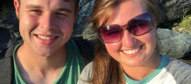 Joseph Duggar wed Kendra Caldwell - Social network post