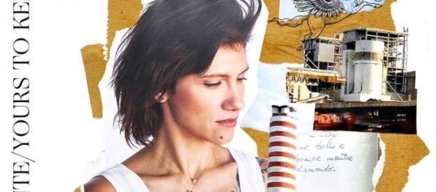 La Copertina del nuovo singolo di Elisa