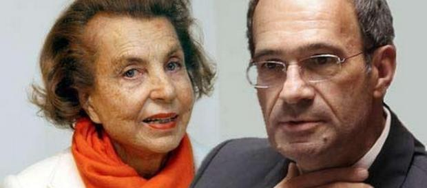 Liliane Bettencourt au coeur d'un scandale politico-financier en 2010