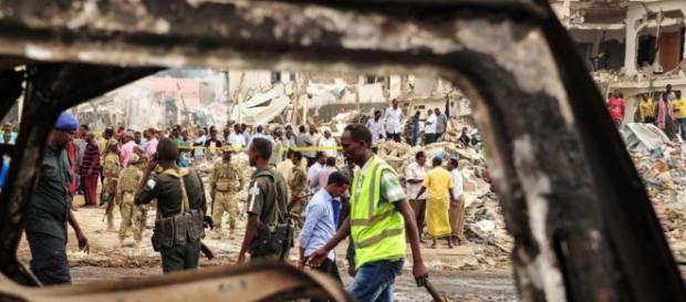 Somalie : très lourd bilan humain après l'attentat au camion piégé ... - leparisien.fr