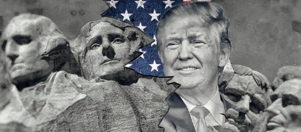 "Trump rages after Kim Jong-un's ""Dotard"" remark. [Image via Pixabay]"