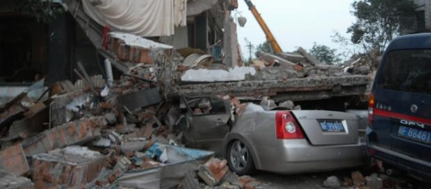 Un terremoto en la Ciudad de México