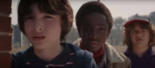A sneak peak from 'Stranger Things' season 2.-Youtube/Netflix
