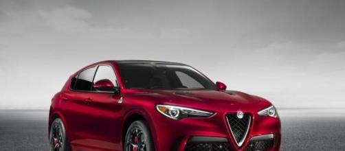 Ecco la Stelvio, il Suv secondo Alfa Romeo - gazzetta.it