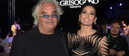 Gossip Elisabetta Gregoraci in lacrime