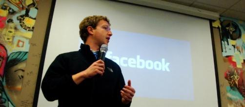 Facebook CEO Mark — Image by Silverisdead via https://flic.kr/p/6iDT9c