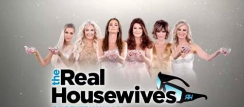 'RHOBH' cast Image Credit: Bravo TV/Real Housewives of Beverly Hills YouTube screengrab