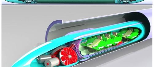 Hyperloop One receives big boost, to work on potential routes across the globeImage Credit: RichMacf/Wikimedia Creative Commons