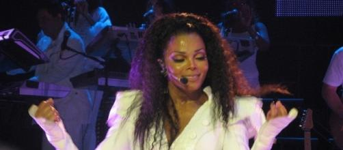 Janet Jackson says she was trapped in her marriage. [Image via Flickr/MaDMAn]