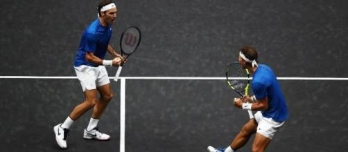 Laver Cup 2017: Dream team of Roger Federer-Rafael Nadal make ... - dnaindia.com