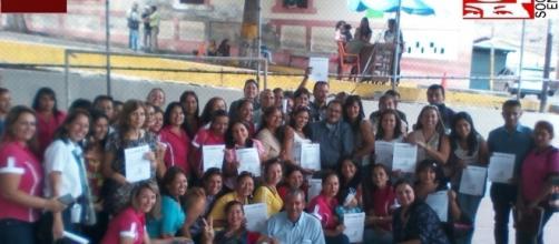 Maestros reciben Titularidad Laboral.
