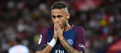 Neymar a vécu une semaine délicate (DR).