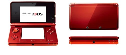 Nintendo 3DS [Image via mattjerome_88/Flickr]