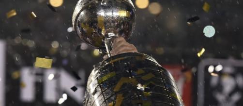 Obsessão pela taça da Copa Libertadores