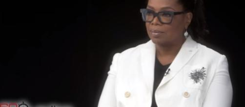 Oprah remembers her first time on 60 Minutes - Image - 60 Minutes | YouTube