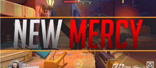 'Overwatch' latest mini patch features another adjustments to Mercy - [Image via YouTube/Your Overwatch]