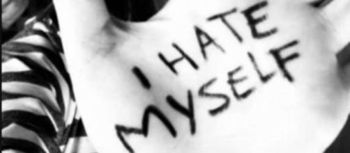 Rate of depression among British teenage girls is soaring. [Image via Youtube/CerysElena Lovell]