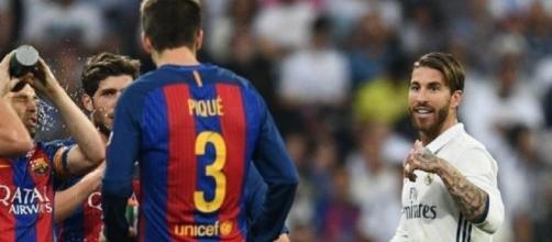 Ramos y Piqué: ruptura total, Piqué podría abandonar la Selección