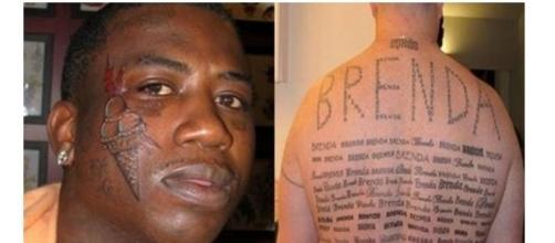 Veja tatuagens que não deram muito certo
