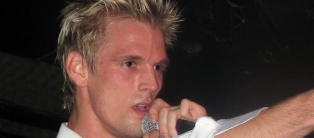 Aaron Carter agrees to rehab. Photo Credit Wikipedia