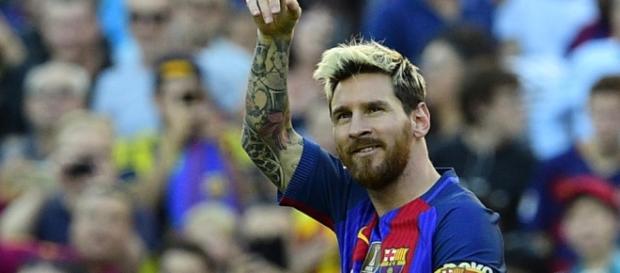 Lionel Messi es invencible: Alba
