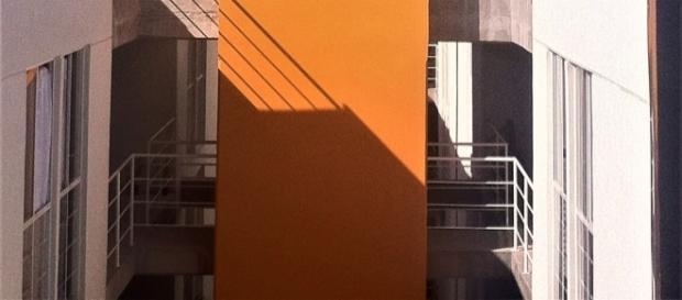 Construcción de vivienda en CDMX (Foto: Oscar Patiño)