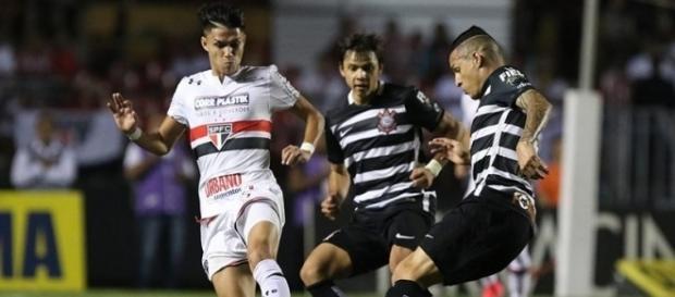 Corinthians e São Paulo voltarão a se encontrar no Morumbi (Foto: Rubens Chiri/saopaulofc.net)