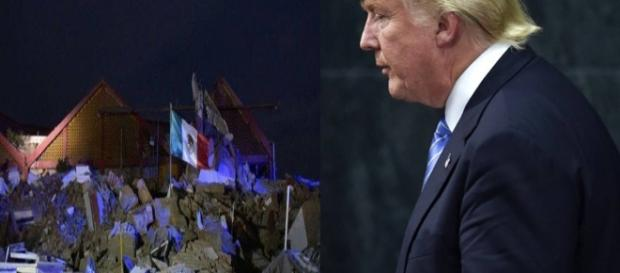 "Donald Trump ""Que dios bendiga a la gente de México"""