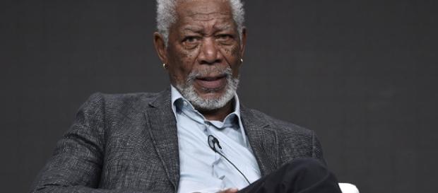 Driving Miss Crazy: Morgan Freeman Declares War on Russia at Rob ... - sputniknews.com
