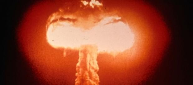 Explosion nucléaire. Photo de la FEMA (U.S. Federal Emergency Management Agency).