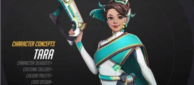 Jeff Kaplan was impressed by a fan-made Thai-inspired 'Overwatch' hero design - [Image via YouTube/RejectedShotgun - Overwatch News]