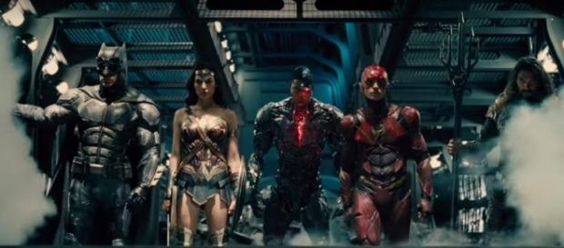 Justice League - (YouTube/Warner Bros. UK)