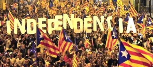 Katalonien auf dem Weg in die Unabhängigkeit - rotefahne.eu