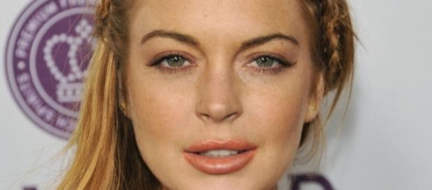 Lindsay Lohan à beira da falência.