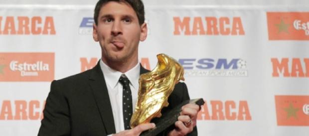 Messi: 'Nunca tuve problemas por mi estatura' - Diez - Diario ... - diez.hn