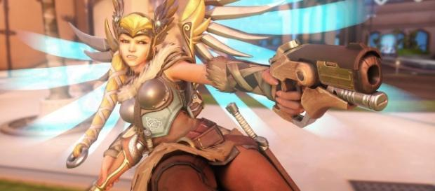 'Overwatch' patch removed 4 maps in the game's Arcade, tweaked Mercy, and more(Delviant Games/YouTube Screenshot)