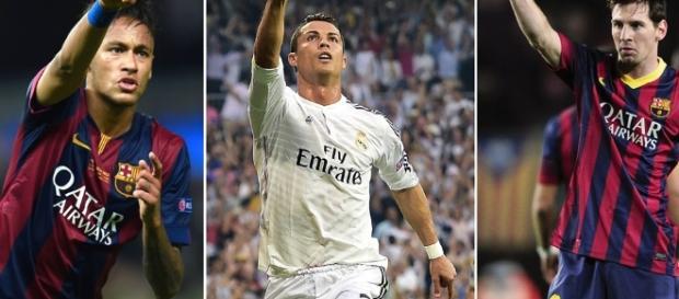 Ronaldo, Messi o Neymar, ¿quién es tu favorito? - FIFA.com - fifa.com