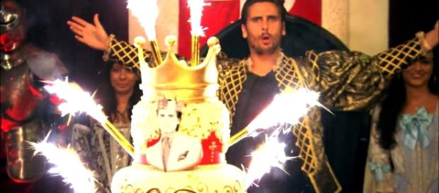 Scott Disick and Sofia Ritchie make it official. Photo Credit Vimeo