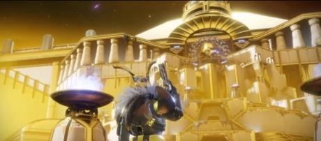Bungie Destiny 2 Leviathan raid Challenge mode (Mr FallenRecon/YouTube) https://www.youtube.com/watch?v=OGCWCGjBcT0
