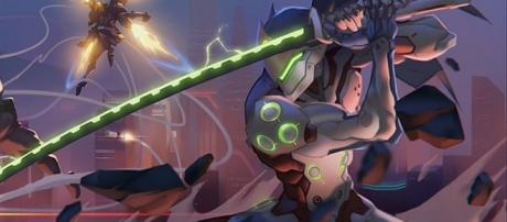 """Genji is considered as the hero with the highest skill ceiling in """"Overwatch"""" (via YouTube/PlayOverwatch)"""