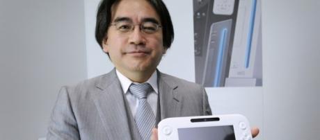 Iwata Returns To Work After Tumor Removal (via flickr - BagoGames)