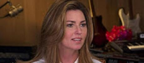 Shania Twain has wonderful reasons to sing about all that's good in her life now. Screencap CBS Sunday Morning/YouTube