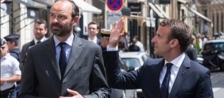 Sondage: Popularité en hausse pour Édouard Philippe et Emmanuel ... - publicsenat.fr