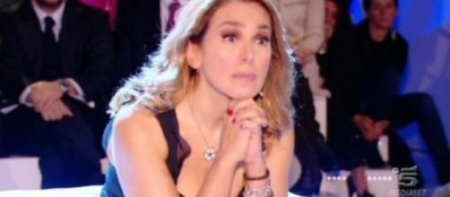 Barbara D'Urso a Domenica Live: la confessione del figlio di Serena Grandi