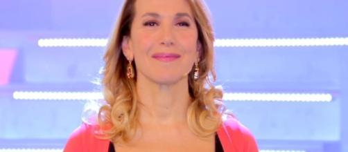 Barbara D'Urso contro il marito di Tina