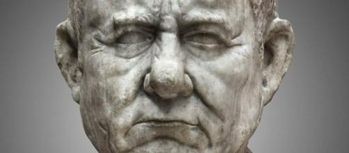 Bust of a Roman Republican FAIR USE pinterest.com Creative Commons