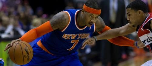 Carmelo Anthony's time in Nw York is finished after being traded to the Thunder. Image Source: Flickr
