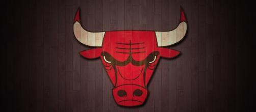 Chicago Bulls Floor - Flickr.com